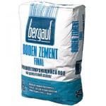 Наливной пол Bergauf Boden Zement Final 25 кг