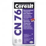 Самовыравнивающая смесь Ceresit CN76, 25кг