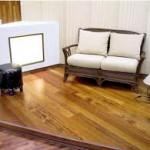 Выбор напольного покрытия и мебели
