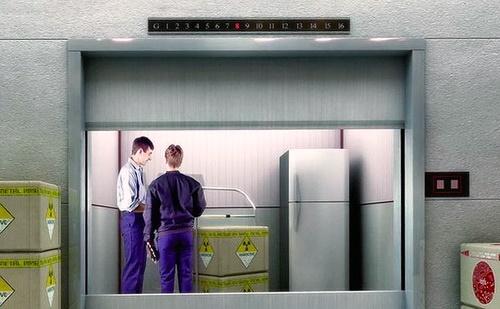 электрические схемы грузовых лифтов - Практическая схемотехника.