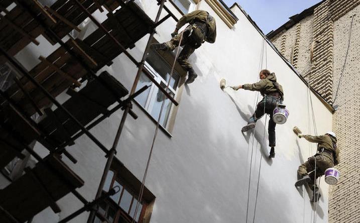 реконструкция и реставрация зданий в москве