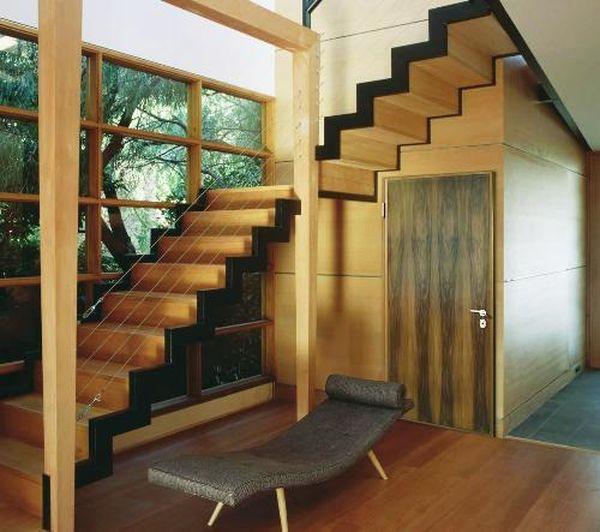 Лестница на 2 этаж фото